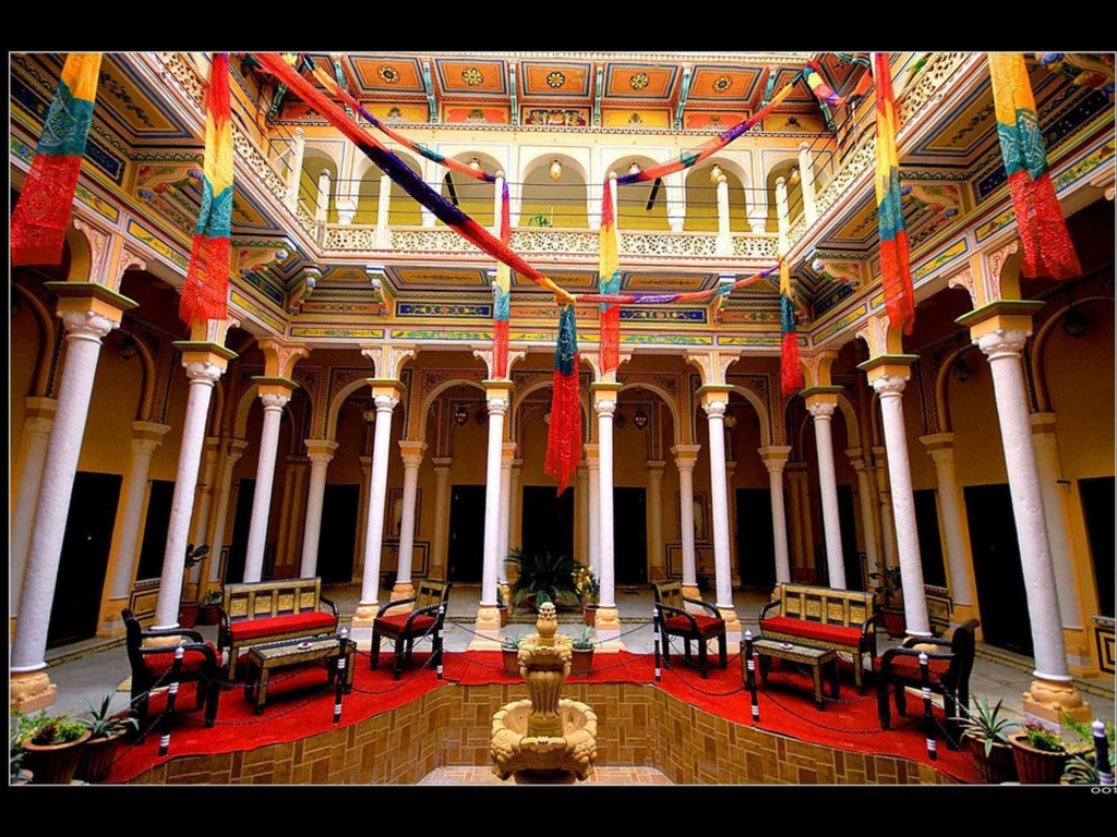 Grand Haveli ***(*) in Nawalgarh