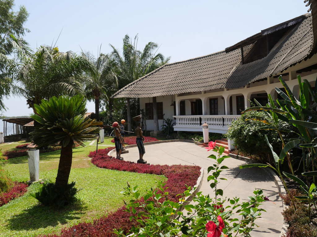 Hotel Kadiandoumagne **** in Ziguinchor