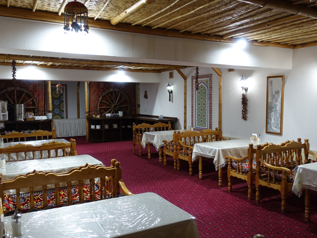 Hotel Kavsar***(*) in Buchara