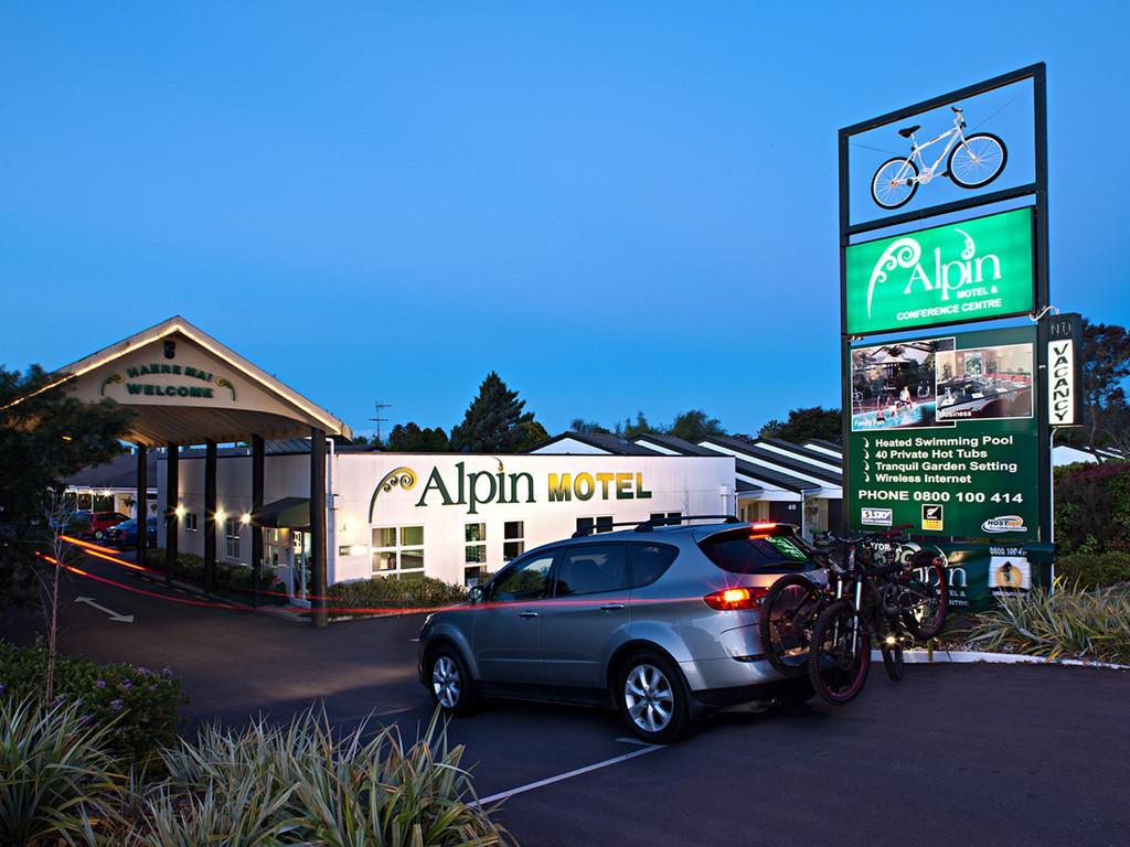 Alpin Motel *** in Rotorua