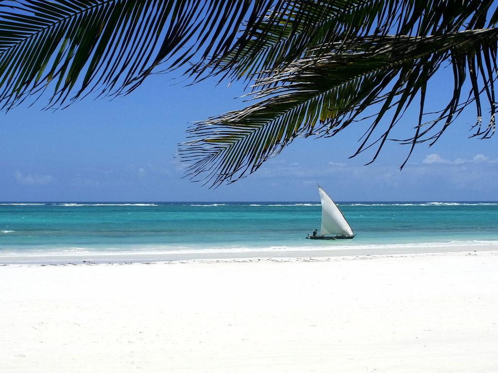 Diani Beach : Badeaufenthalt, Ausflug nach Mombasa mit Stadtführung