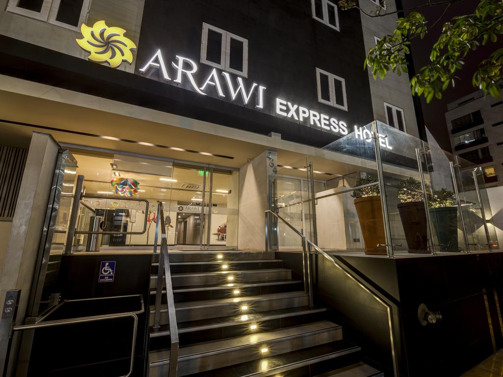 Arawi Miraflores Express *** in Lima