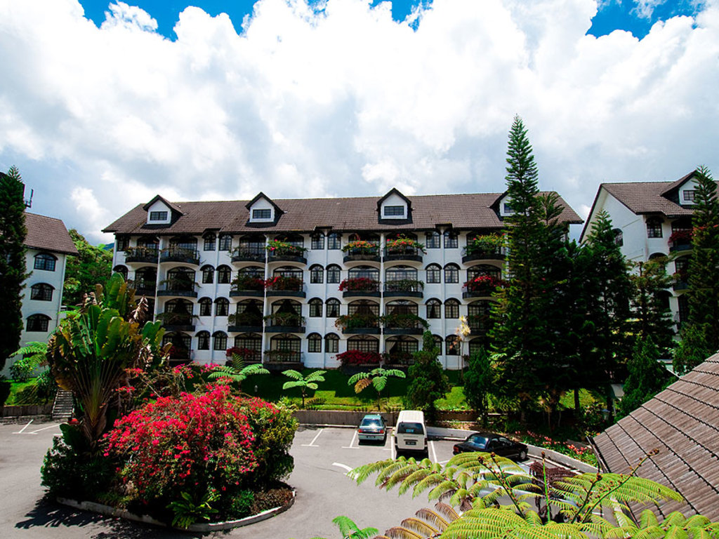 Strawberry Park Resort *** in Tanah Rata