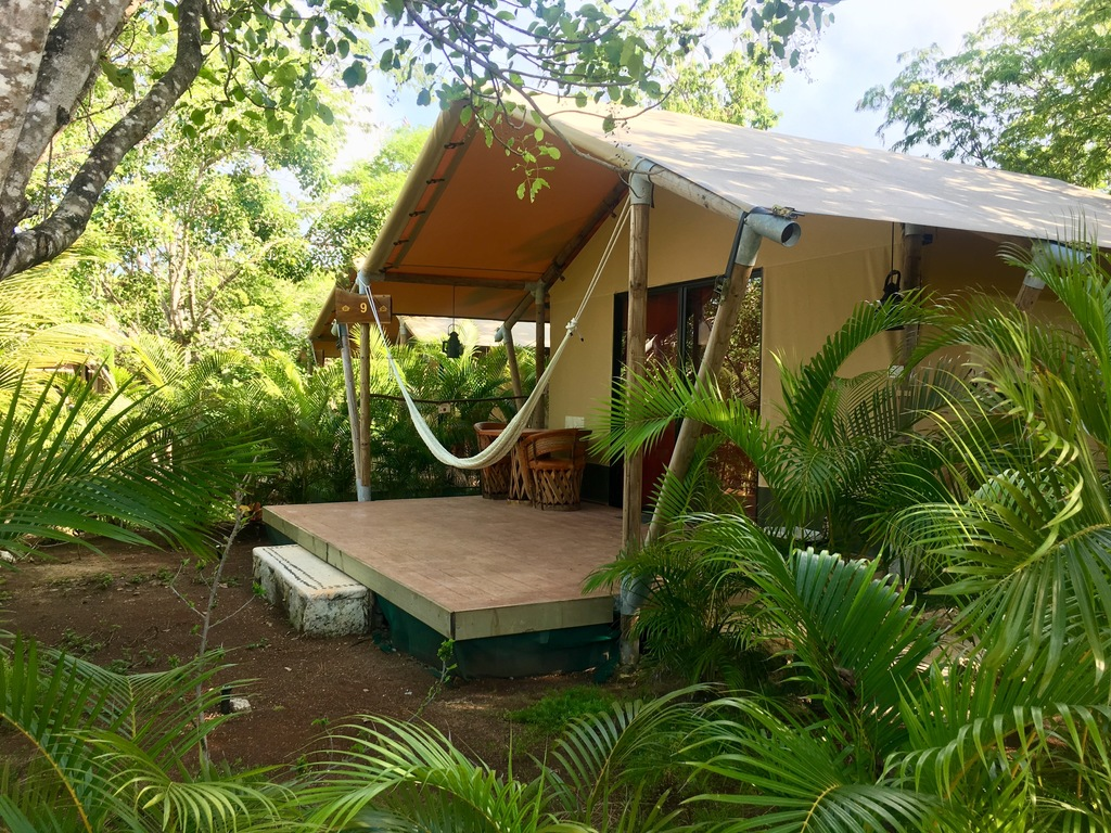 Serenity Eco Luxury Tented Camp **** in Xpu-Ha