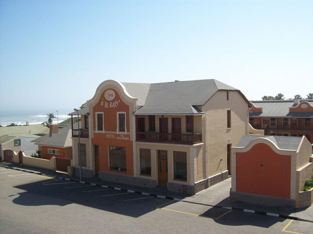 A la Mer *** in Swakopmund