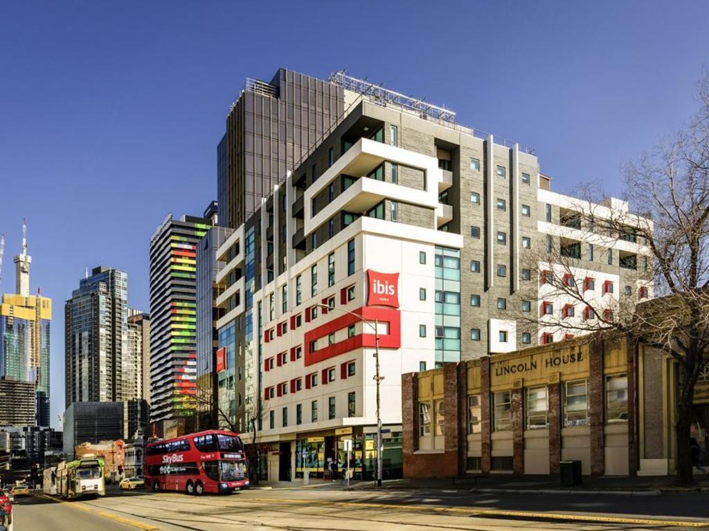 Ibis Melbourne Swanston Street *** in Melbourne