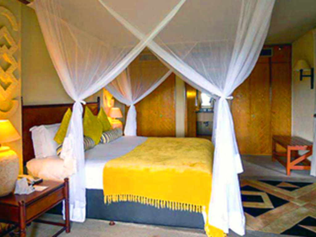 Elephant Hills Resort  **** in Victoria Falls
