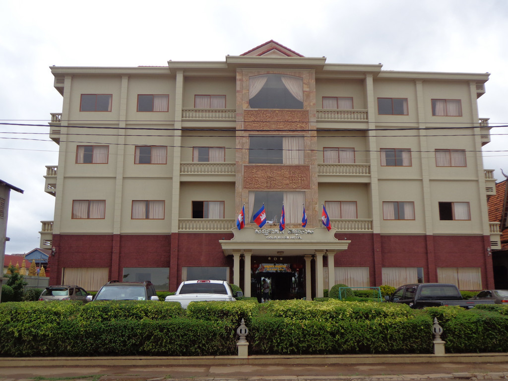Hotel Golden River**(*) in Stung Treng