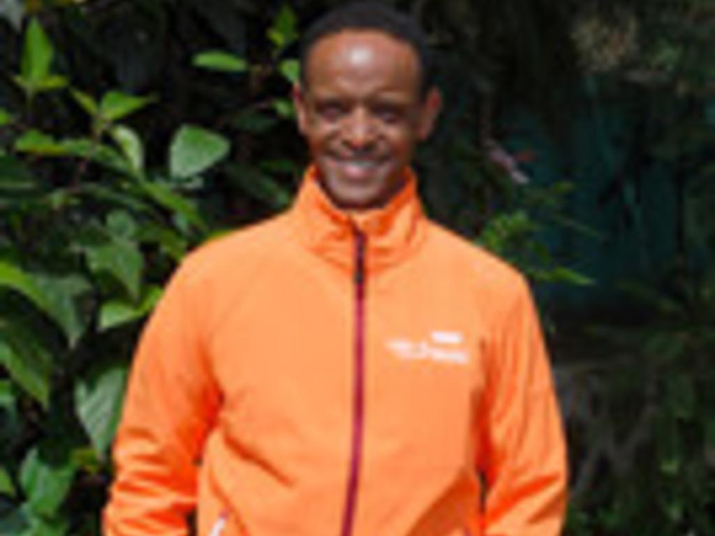 Tedy, unser Country Manager in Äthiopien