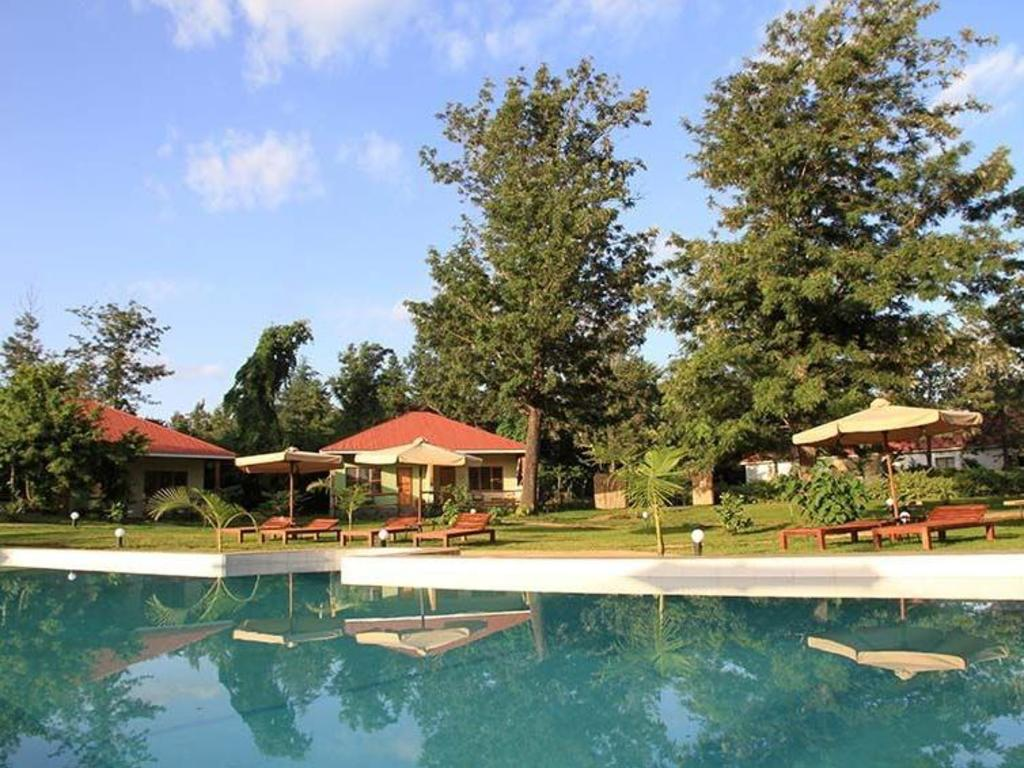 African View Lodge *** bei/in Arusha