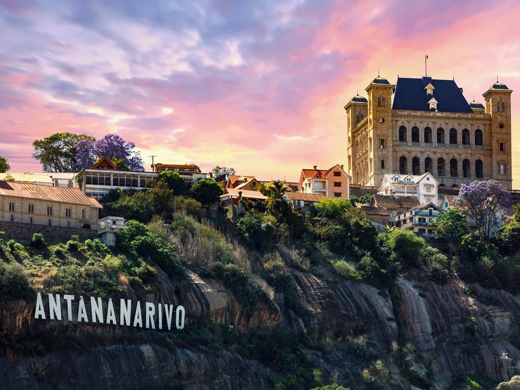 Antananarivo: Ankunft am Nachmittag, Rest des Tages zur freien Verfügung