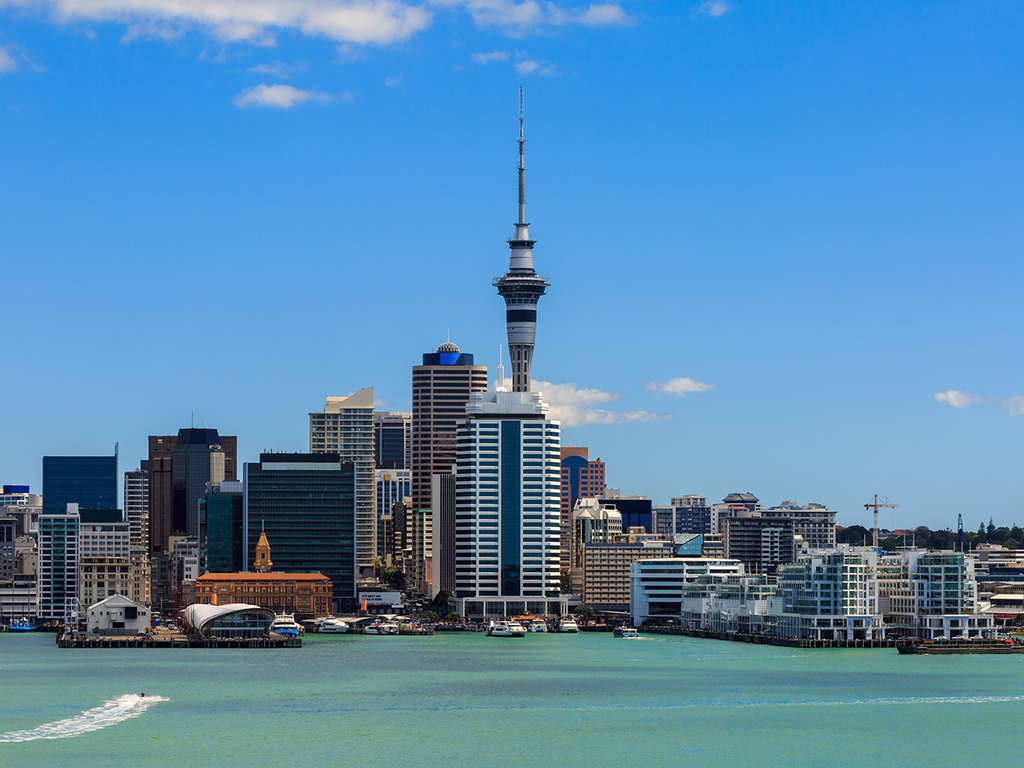 Auckland: Stadtrundfahrt