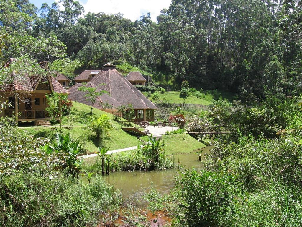 Hotel Vakona Forest Lodge *** bei Andasibe