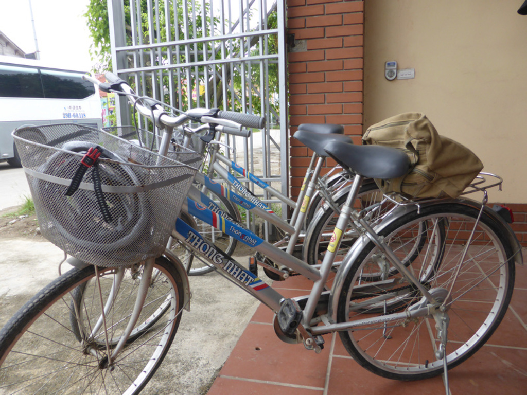 Fahrräder in Vietnam