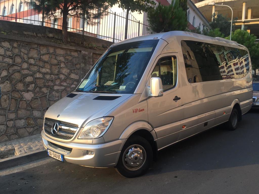 Beispiel für unsere Minibusse