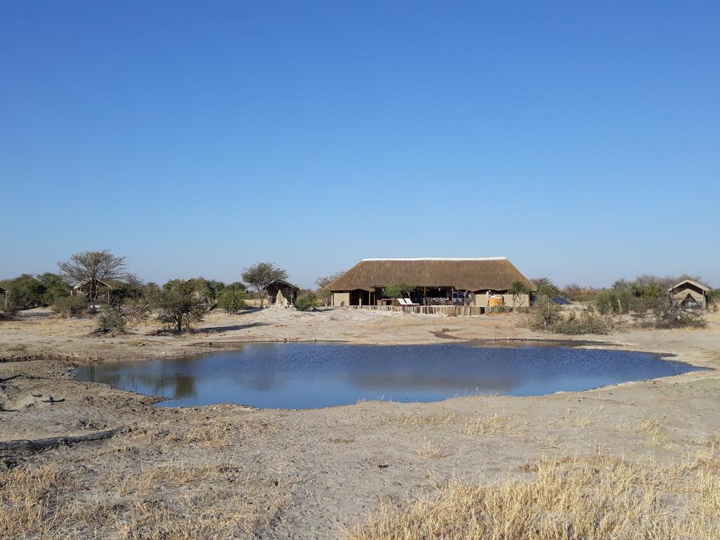Elephant Sands Adventure Tented Lodge  *** bei Nata