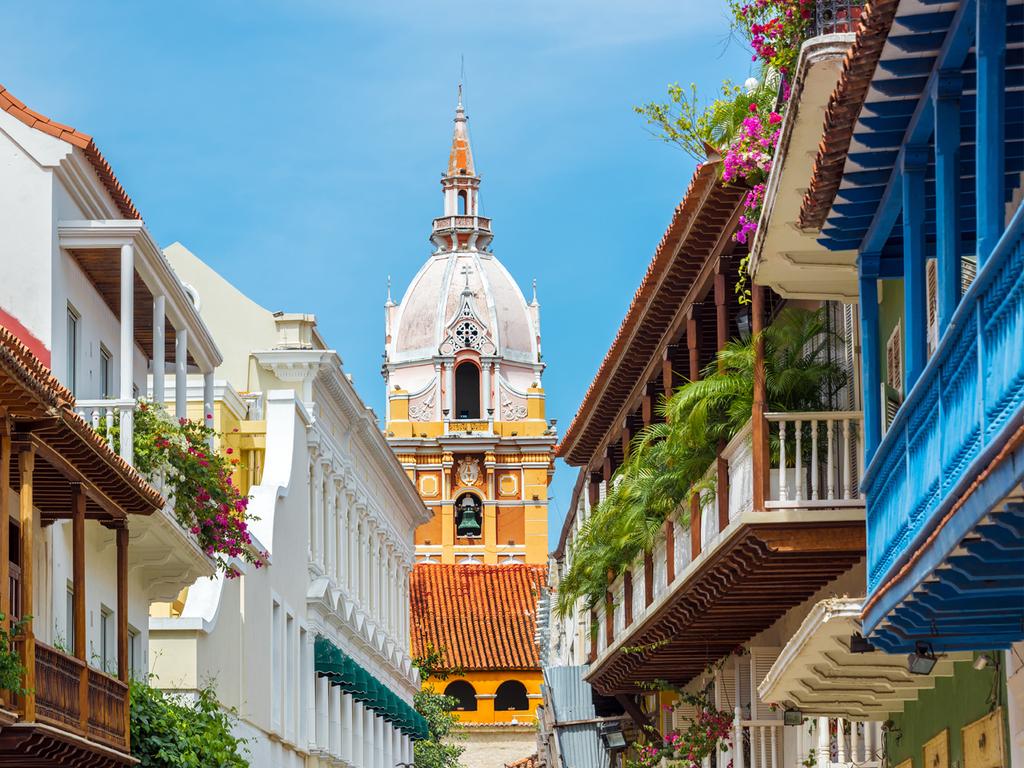 Cartagena : Stadtbesichtigung, inklusive Besuch des Kloster La Popa und Castillo San Felipe