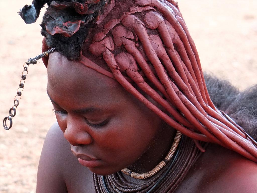 Opuwo: am Vormittag Besuch beim Volk der Himba, Freizeit am Nachmittag