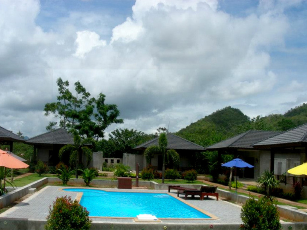 Khao Yai Nature Life Resort  *** im Khao Yai-Nationalpark
