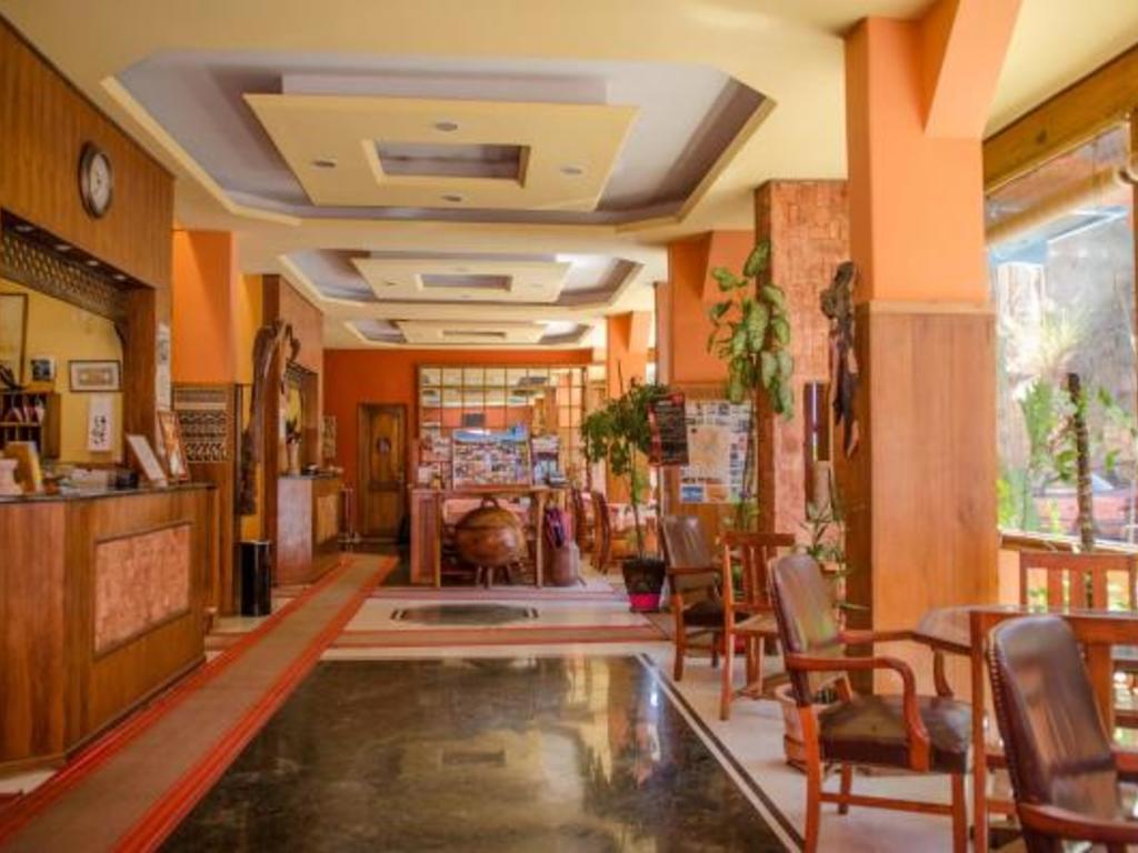 Hotel Chalet de Roses **(*) in Antananarivo