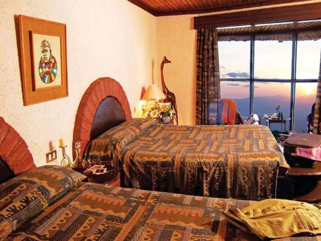 Ngorongoro Sopa Lodge **** im Ngorongoro-Wildschutzgebiet