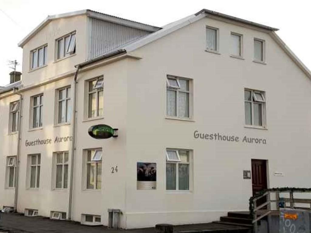 Guesthouse Aurora  in Reykjavik