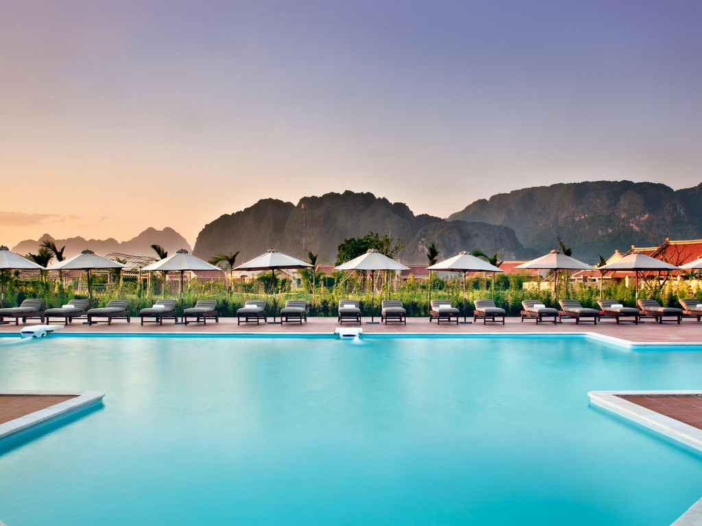 Emeralda Resort**** in Ninh Binh