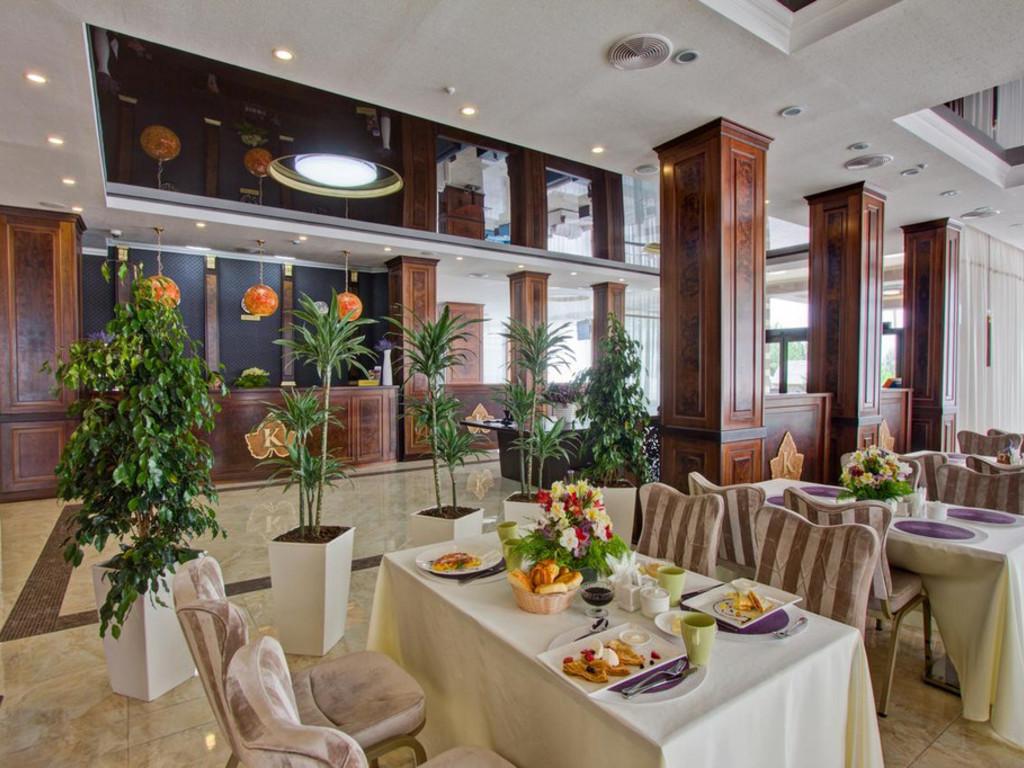 Hotel Karagat*** in Karakol