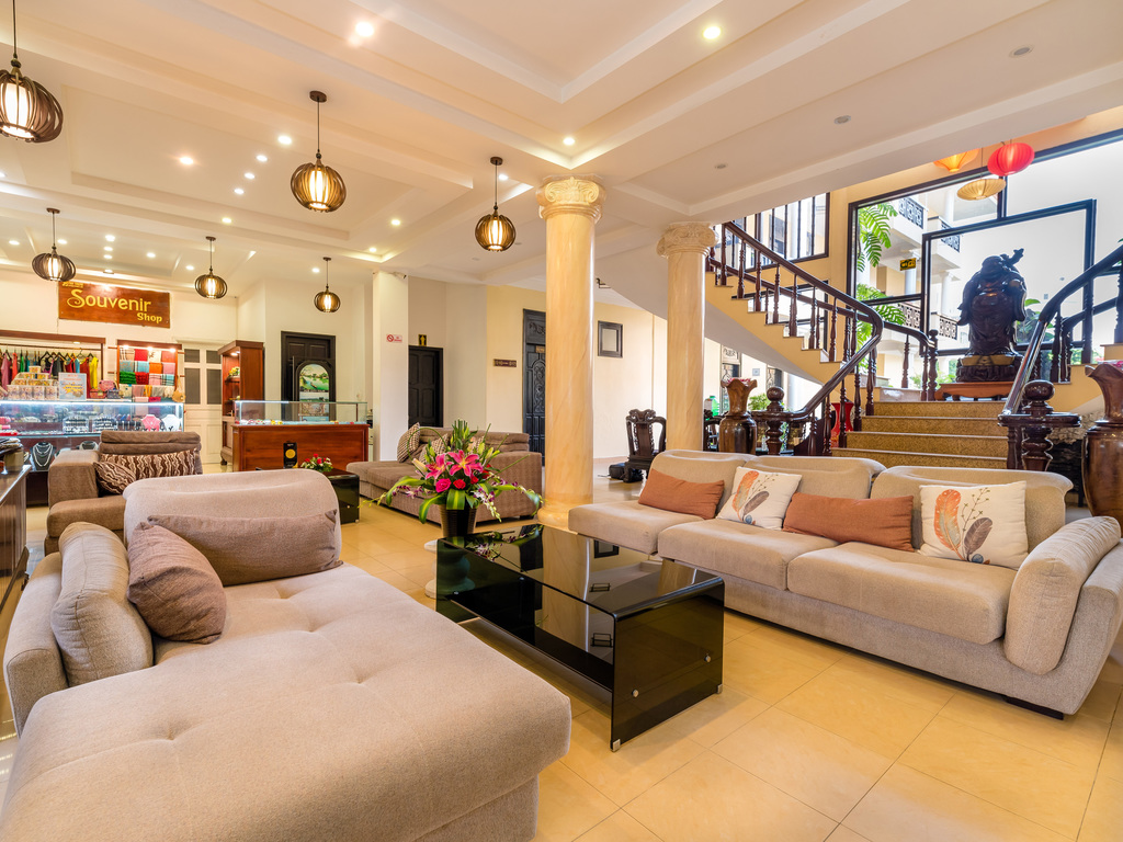 Phu Thinh Boutique Resort & Spa***(*) in Hoi An