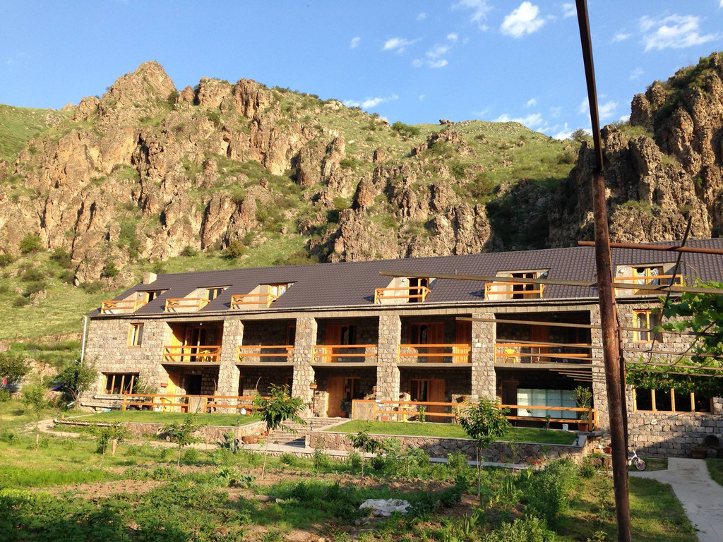 Gästehaus in Wardsia