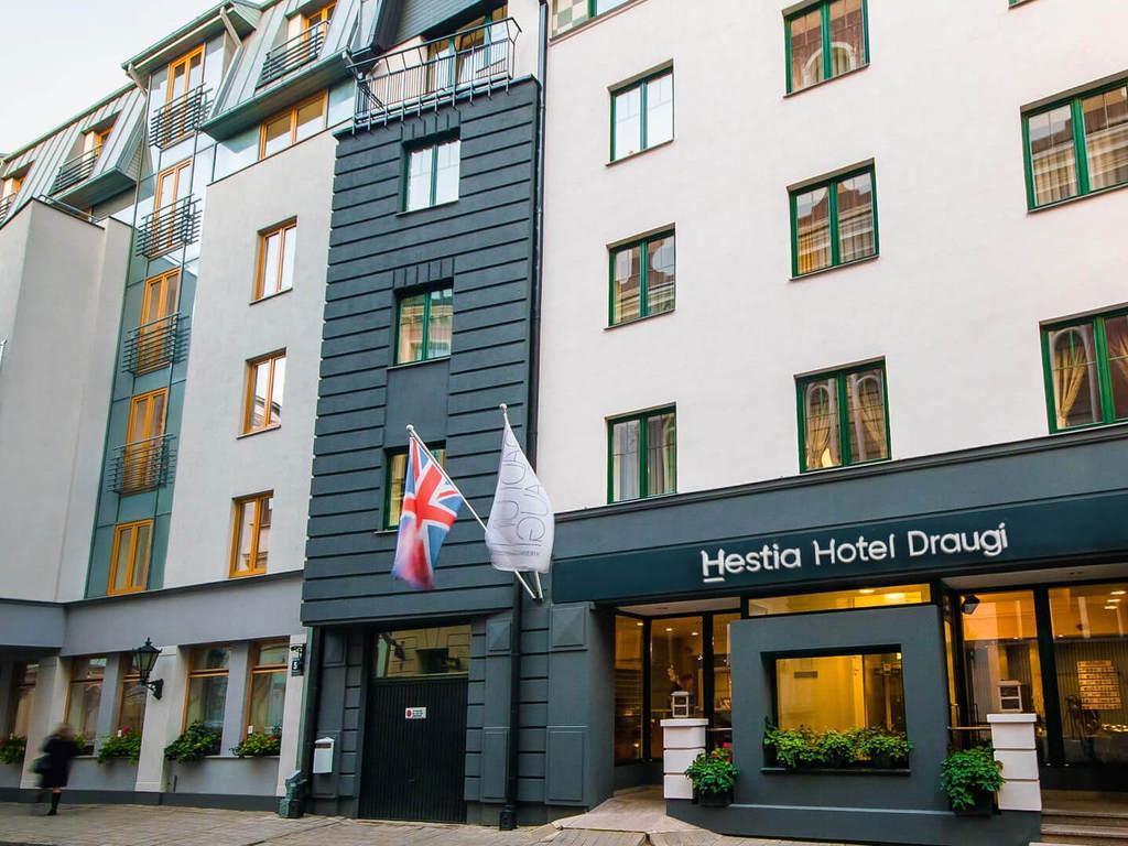 Hotel Radi un Draugi***(*) in Riga
