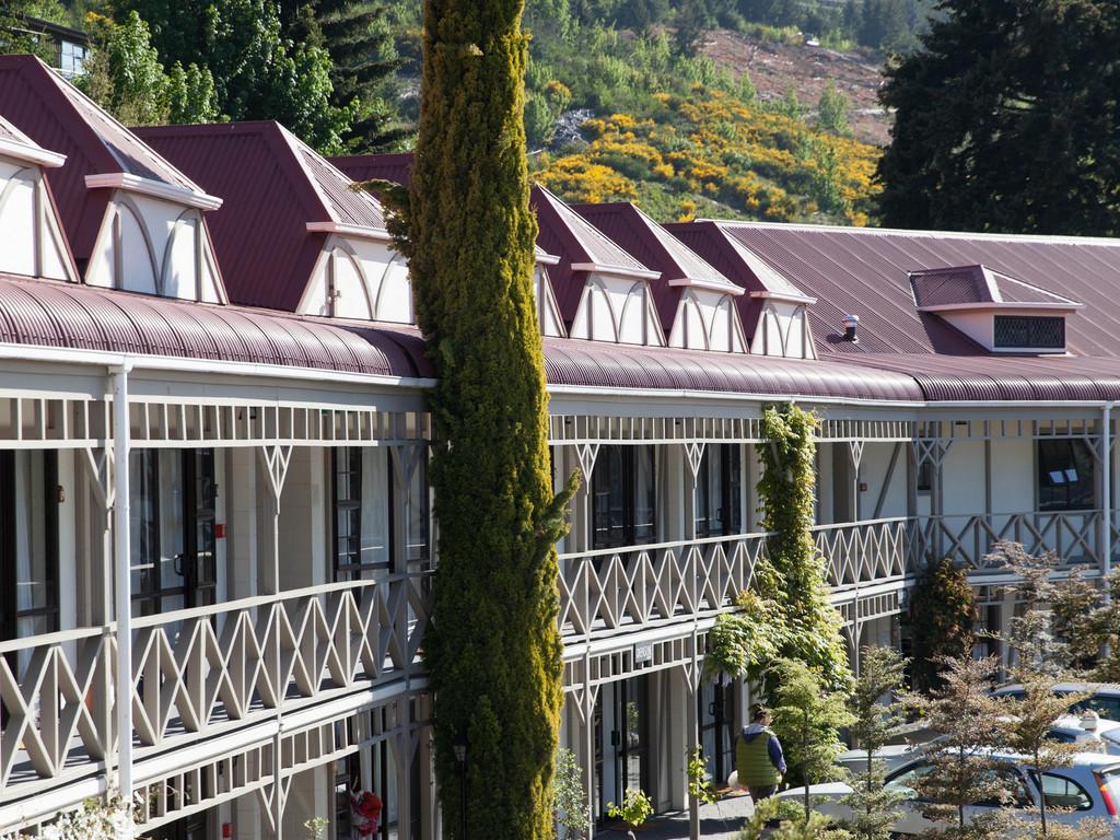 Sherwood Hotel ** in Queenstown