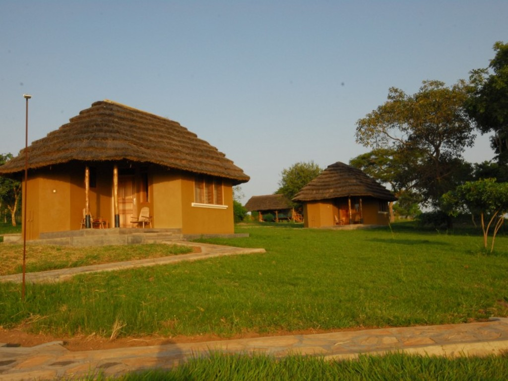 Bwana Tembo Safari Camp **am Murchison Falls-Nationalpark