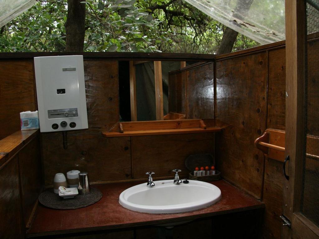 Nguma Island Lodge *** im Okavango-Delta