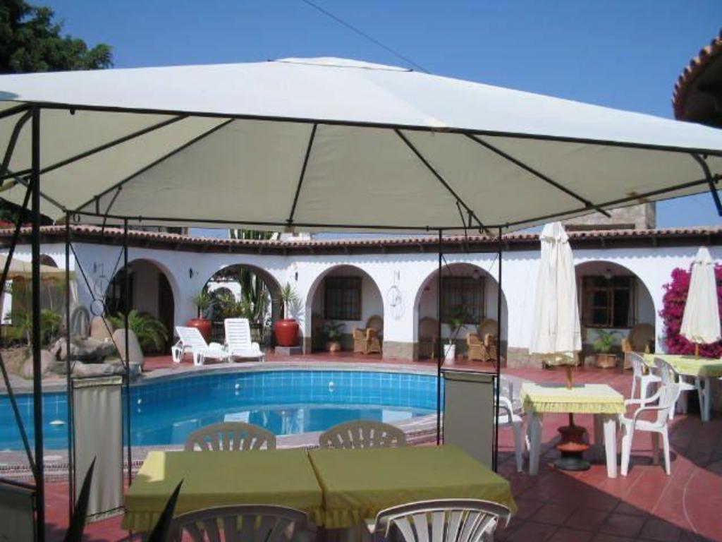 Hotel Don Agucho *** in Nazca