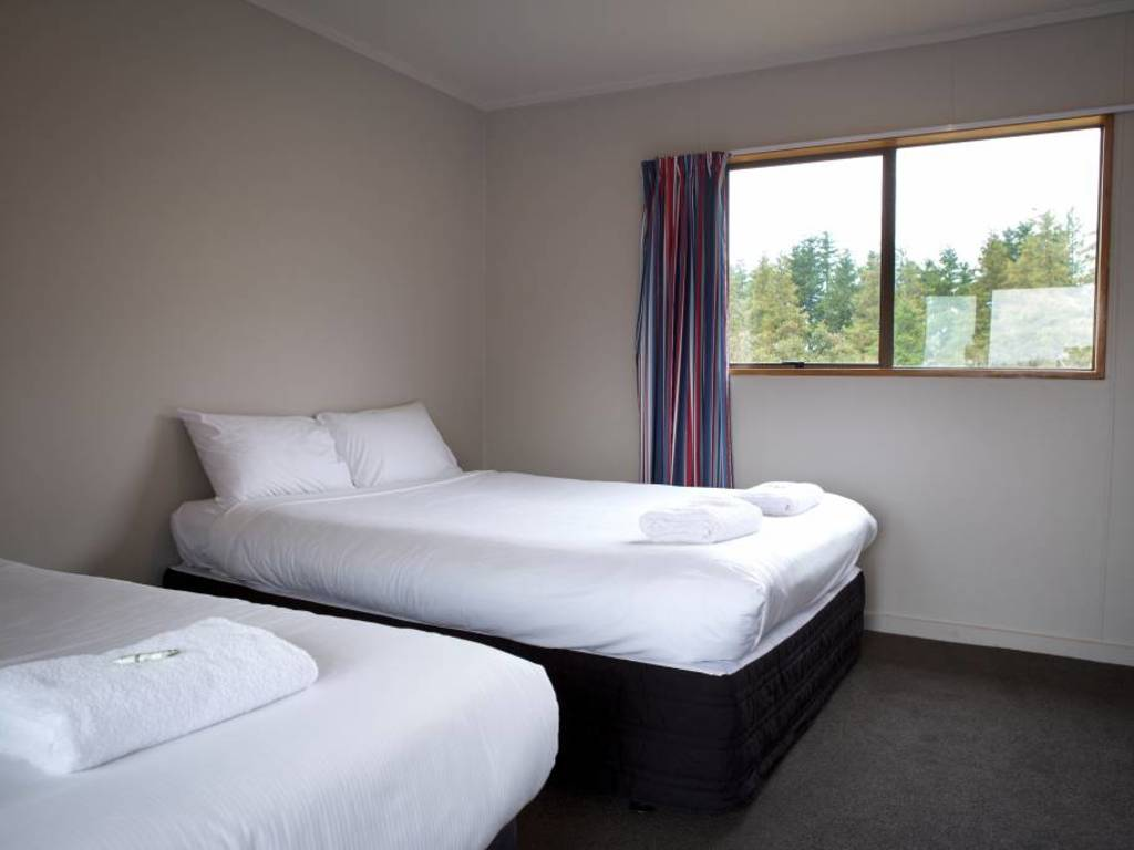 Glentanner Holiday Park ** in Mount Cook