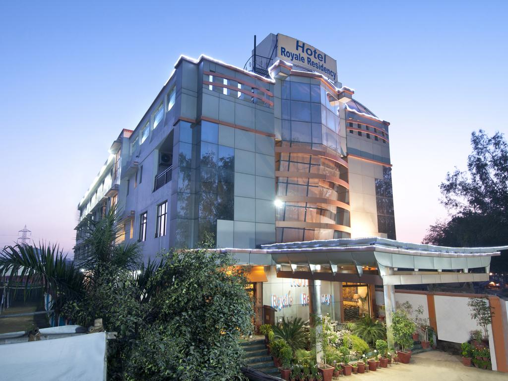 Royale Residency *** in Agra