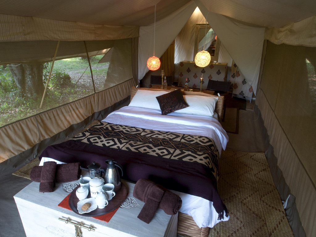 Speke's Camp **** am Masai Mara-Nationalreservat