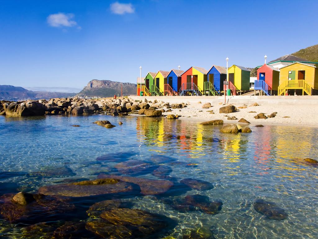 Kapstadt: Besuch des Oranjezicht City Farm Markets, Fahrt auf den Tafelberg (nicht im Preis enthalten, da wetterabhängig), Freizeit