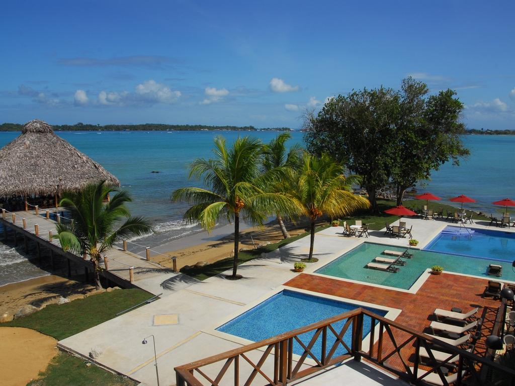 Playa Tortuga Resort ***(*) auf der Isla Colón
