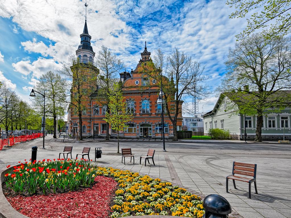 Hämeenlinna – Porvoo – Helsinki: Wanderung im  Porvoo Urban National-Park, Stadtbesichtigung in Porvoo