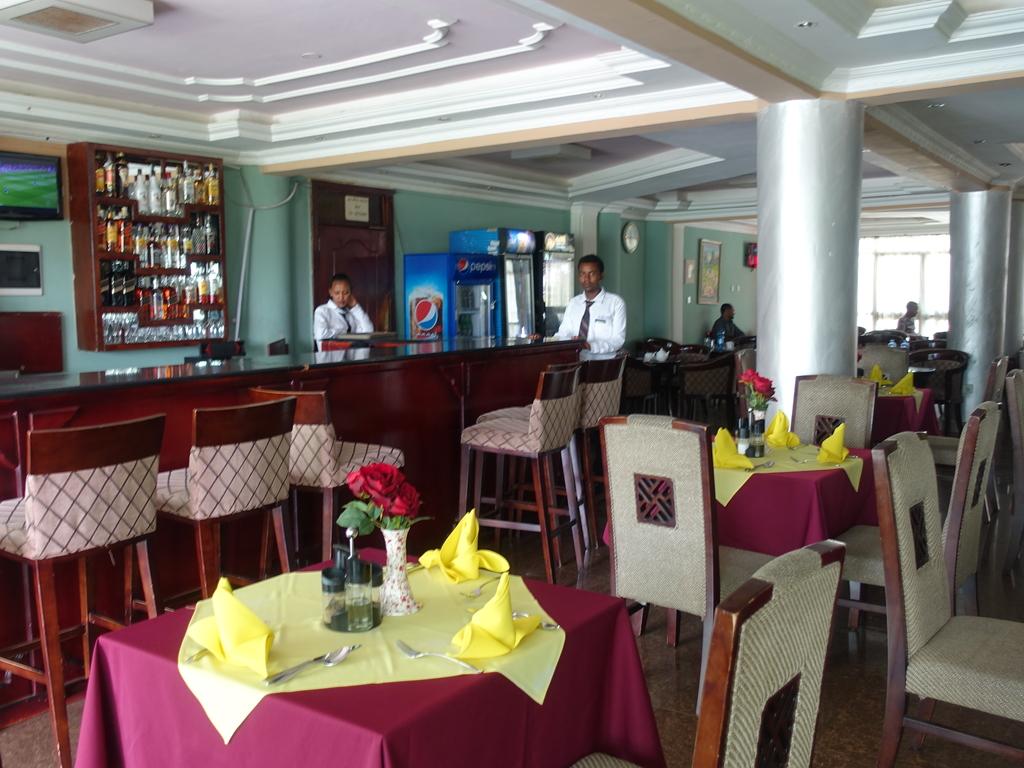Hotel AG  *** in Gondar