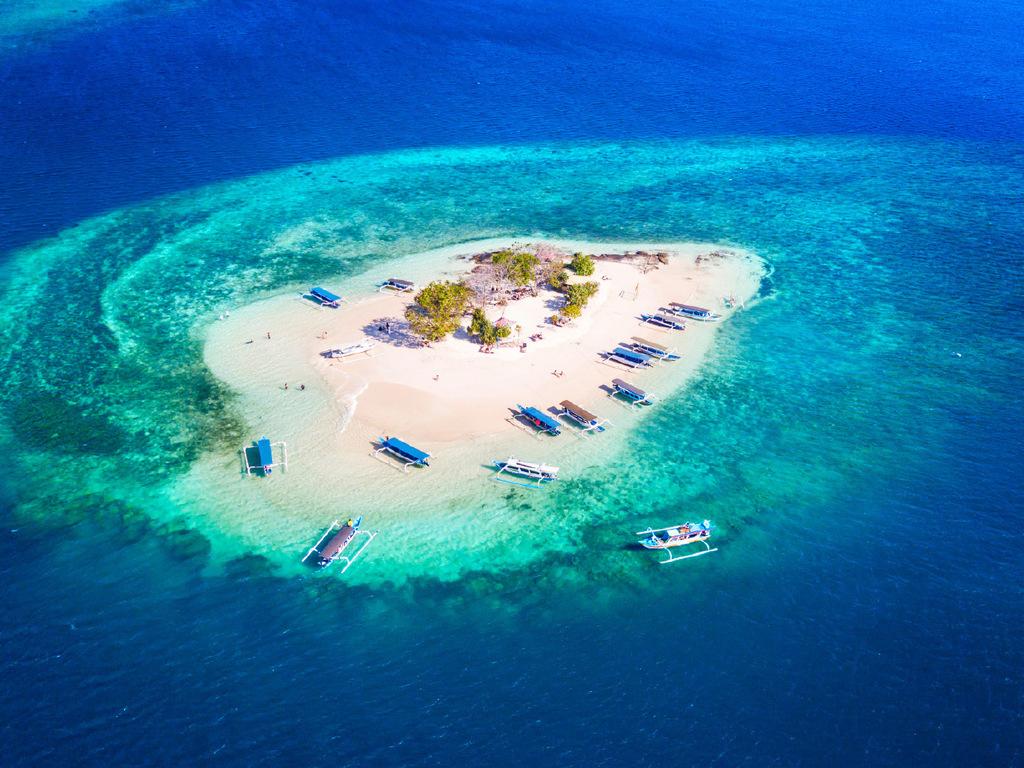 Senggigi – Secret Gilis – Senggigi: Insel-Hopping und schnorcheln