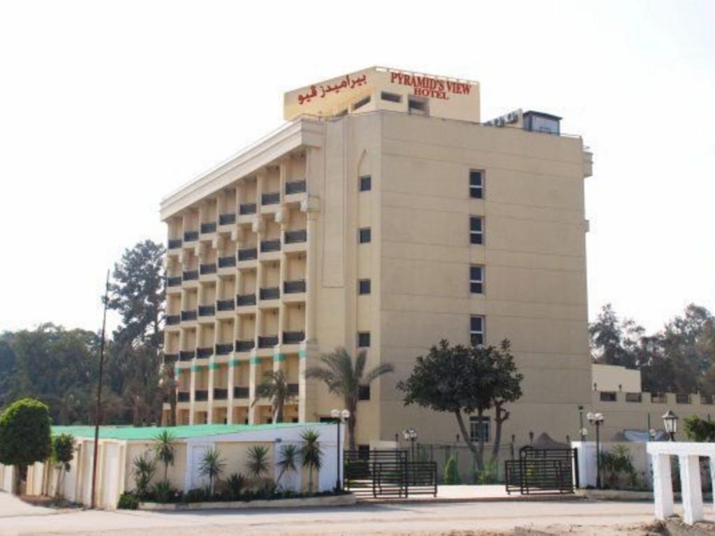 Cairo Pyramids Hotel *** in Gizeh