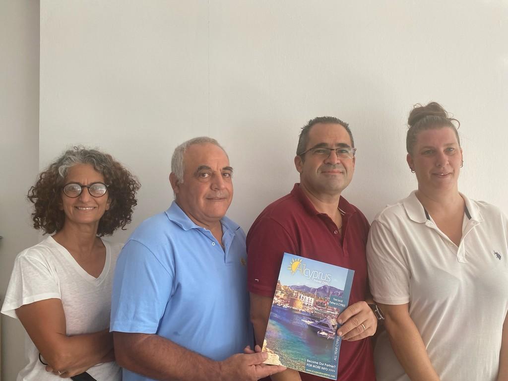 Unser Team in Nordzypern