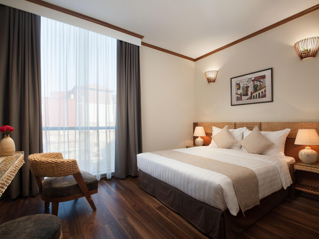 MK Premier Boutique Hotel**** in Hanoi