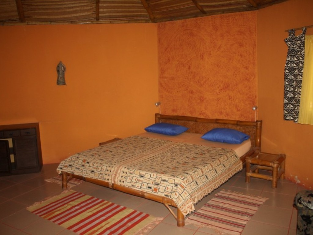 Lake Point Guest House **(*) am Bosumtwi-See