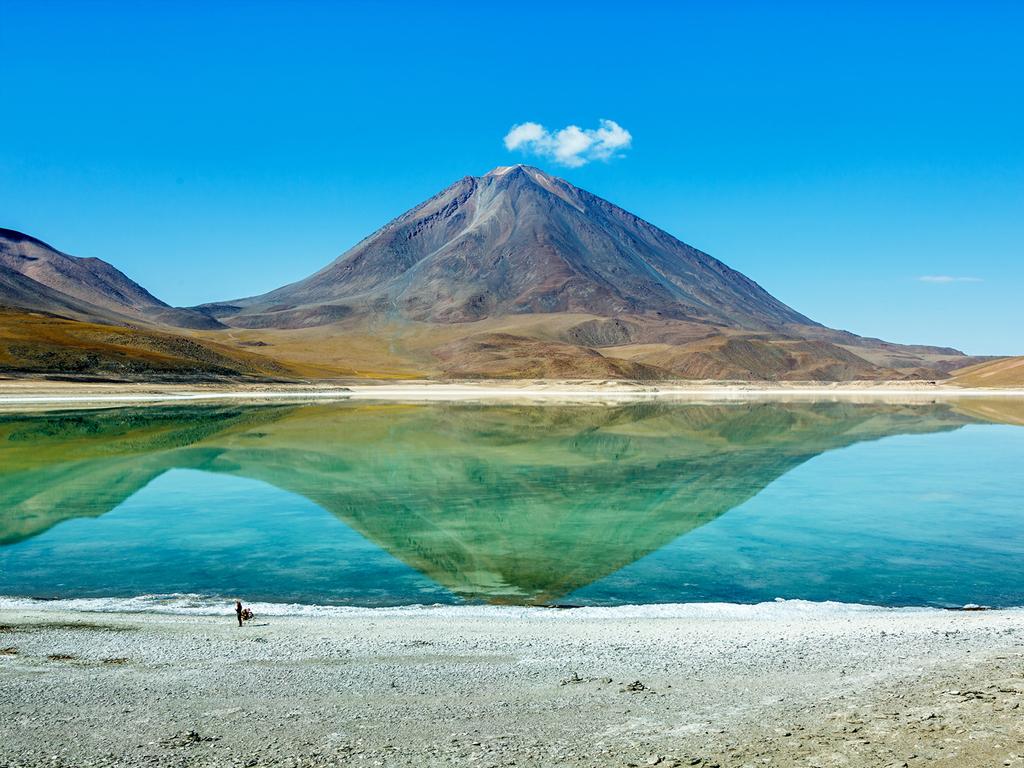 San Pedro de Atacama: frei am Vormittag, Ausflug ins Mondtal