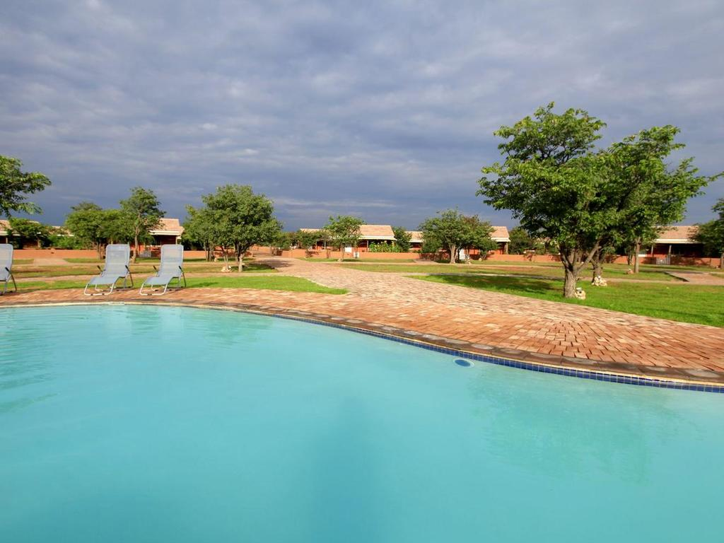 Damara Mopane Lodge ***(*) bei Khorixas