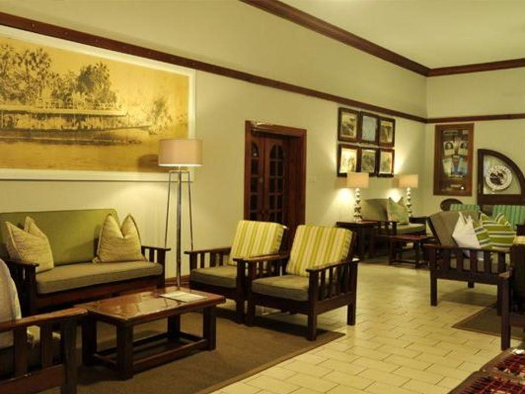 Cresta Sprayview Hotel  *** in Victoria Falls
